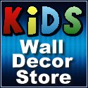 Kids Wall Murals, Stickers, and Wall Decor