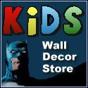 Free Shipping at the Kids Wall Decor Store